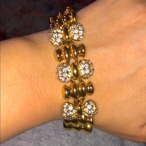 Vintage Signed Joan Rivers Bracelet